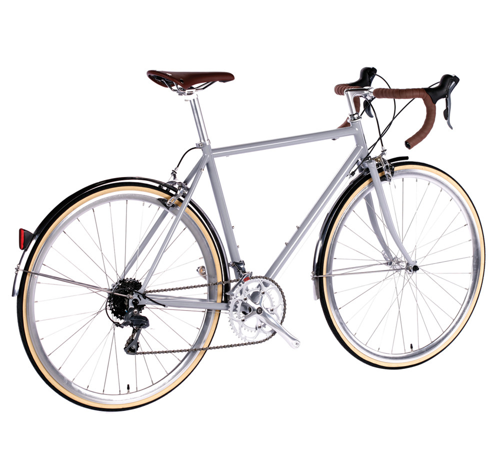 6KU Singlespeed/ fixed gear Bikes Citybikes und Rennräder – Bicycle ...