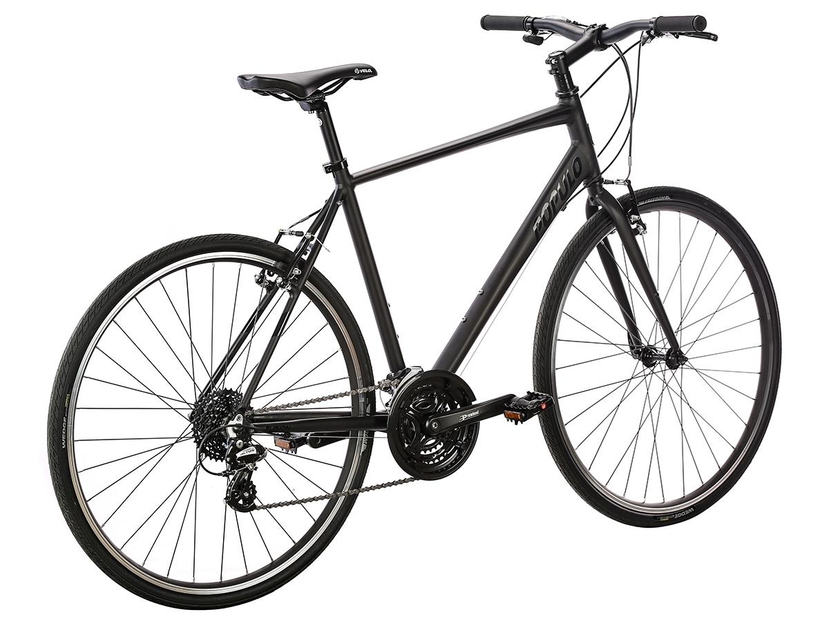 populo-fusion-10-hybrid-bike-black 2